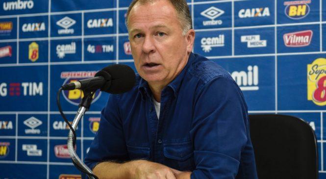 """Mano diz que clima no Cruzeiro é bom e avalia Nacional: """"Não esperamos facilidade"""""""