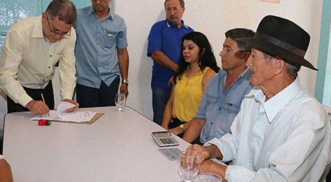 Valdivino da Carreta é nomeado Secretário Adjunto de Agricultura e Meio Ambiente