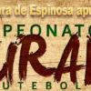 Campeonato Rural começa neste fim de semana.