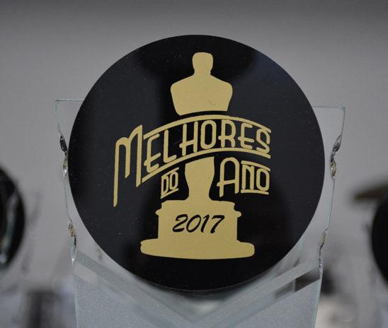 MELHORES DO ANO – Mais uma edição de sucesso absoluto do evento que homenageia as melhores empresas e profissionais do ano.