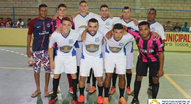 Definidos os primeiros classificados no Futsal