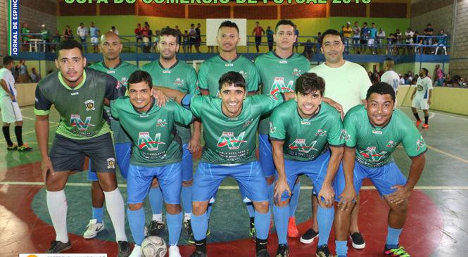 Sorteio define confrontos da semifinal da Copa do Comércio de Futsal. Confira!