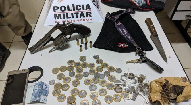 Caderno deixado para trás após roubo ajuda PM a localizar assaltantes em Mato Verde