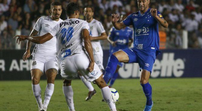 Resultados da rodada são ruins e Cruzeiro seca Fluminense para fugir do Z-4