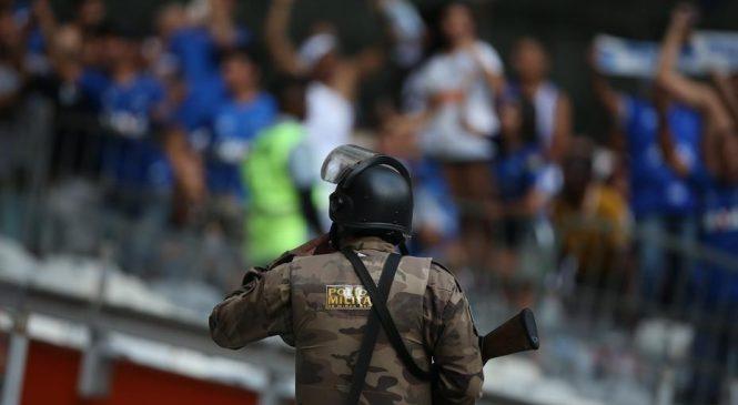 Confusão no clássico faz STJD punir Cruzeiro com perda de um mando de campo