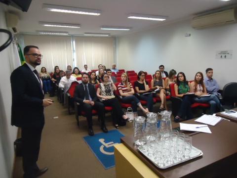 Coordenadoria da Infância discutiu educação na região