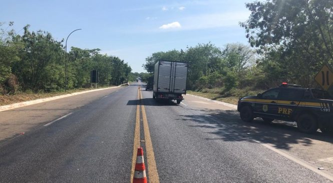 PRF intensifica fiscalização nas rodovias que cortam o Norte de Minas no feriado