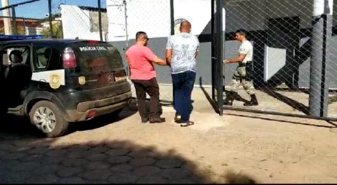 Polícia Civil prende líder do tráfico de drogas em Monte Azul