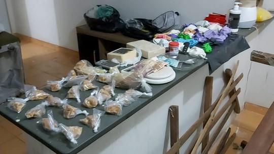 Polícia Militar encontra refinaria de drogas em Montes Claros