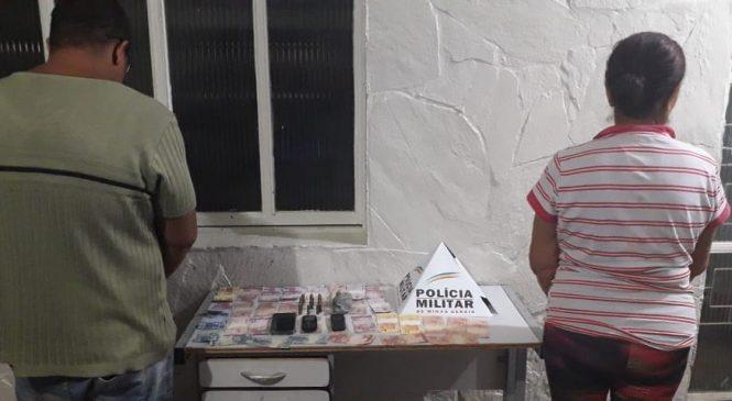 Idosa de 72 anos é detida ao agredir policiais durante a prisão de um foragido em Montes Claros