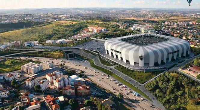 Obras liberadas: Arena MRV, do Atlético, é aprovada pelo COMAM