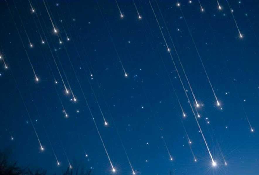 chuva de meteoro 1