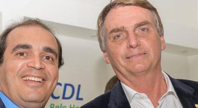Bolsonaro alivia Norte de Minas e deputado comemora ato