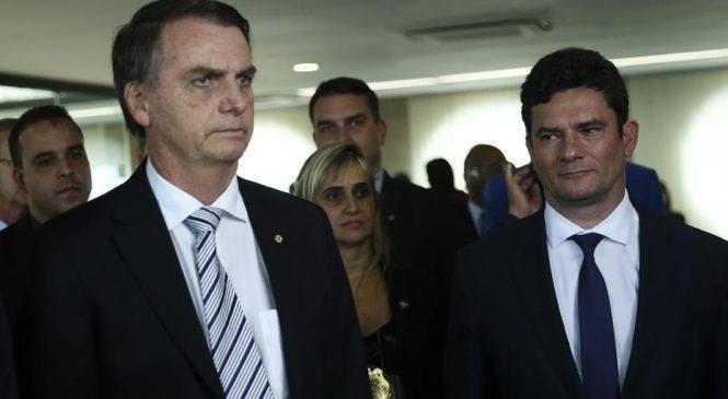 Bolsonaro estuda possível recriação do Ministério da Segurança Pública
