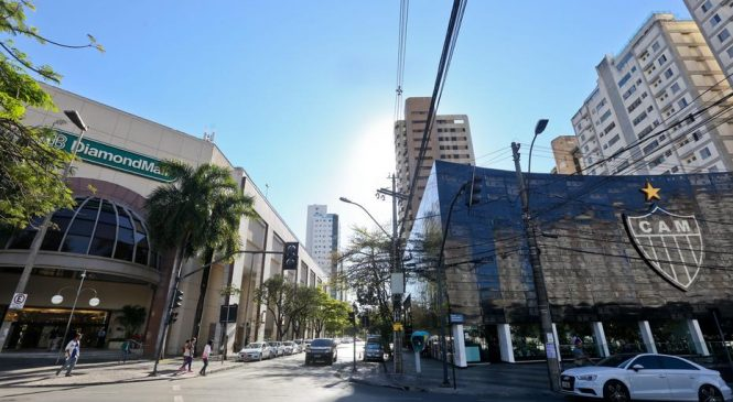 Galo amplia arrendamento e mantém renda de R$ 10 milhões com Diamond por 4 anos