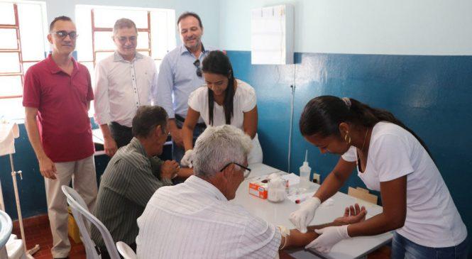Prefeitura de Espinosa promove mutirão de exames de PSA