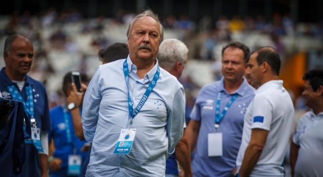 'Tive que acreditar nas pessoas', diz Wagner Pires sobre gestão no Cruzeiro