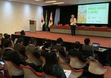 Japoneses interessados na fruticultura do Norte de Minas