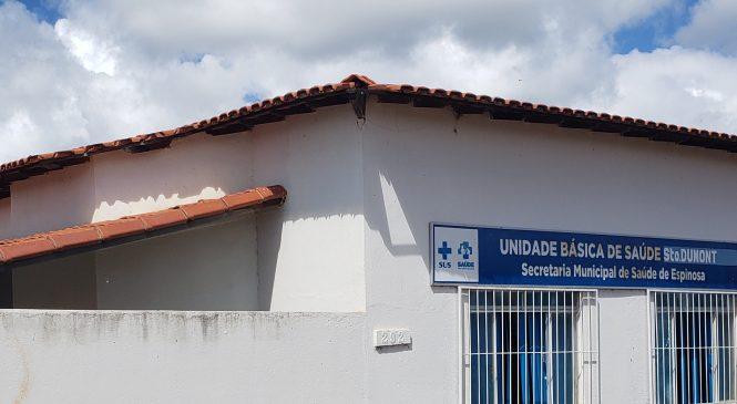 Prefeitura de Espinosa adere ao programa 'Saúde na Hora'