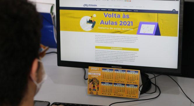 Com início das aulas em 22/2, Unimontes lança hotsite e disponibiliza horários das atividades pelo sistema remoto